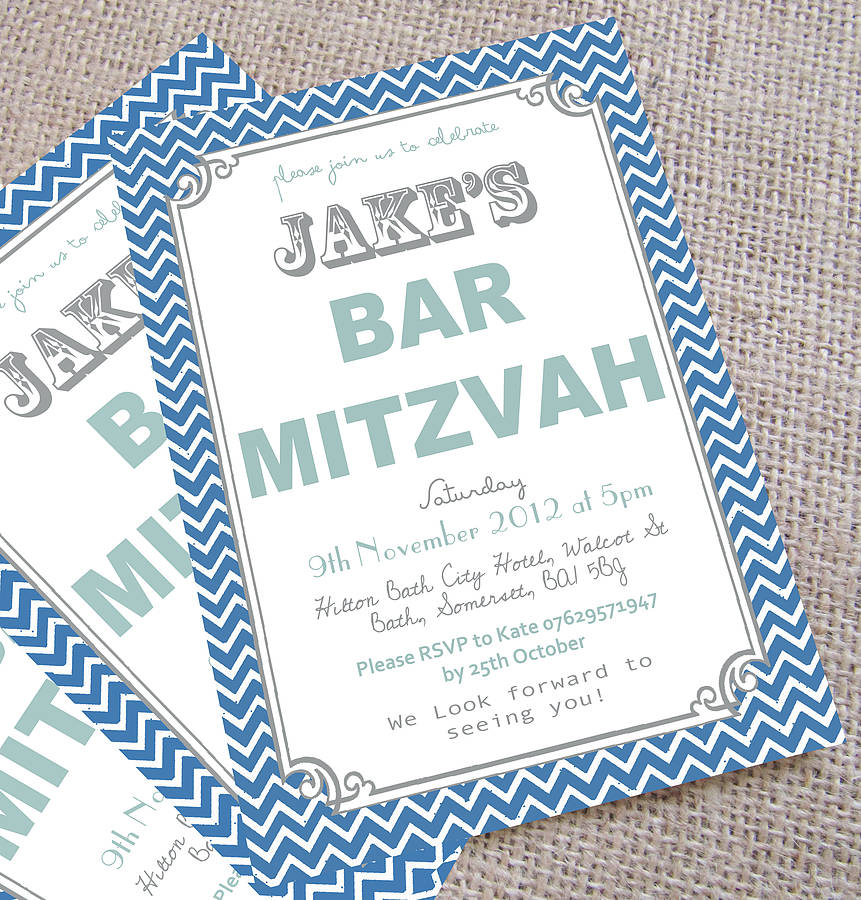 Bar Mitzvah Invitations Images Reverse Search – Bat Mitzvah Party Invitation Wording