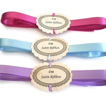 Satin Ribbon 10mm