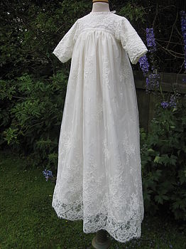Christening Gown 'Katherine'
