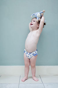Ditsy Floral Bikini Briefs - children's swimwear & beachwear