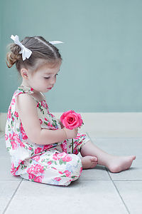 Roses Jumpsuit - dresses