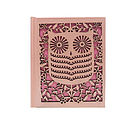 Laser Cut Owl Notebook