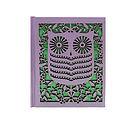 Laser Cut Owl Notebook