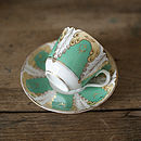 Selection Of Vintage Teacups
