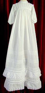 Christening Gown 'Hazel'