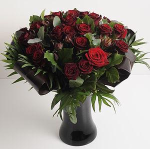 10% Off Deluxe 'Grand Prix' Two Dozen - flowers & plants