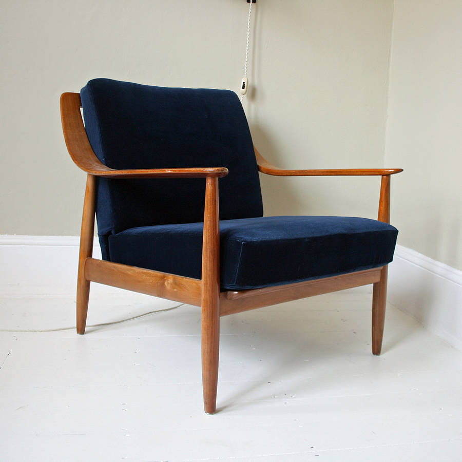 1950 s cecilia danish lounge chair by hickey and dobson