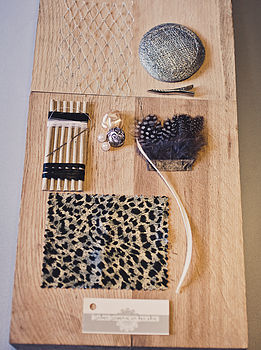 Diy Headpiece/Fascinator Making Kit