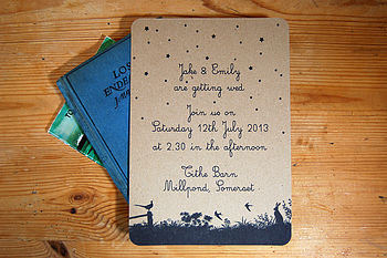 Midsummer Meadow Wedding Stationery Range