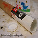 SnuggleDust Wall Sticker Packaging