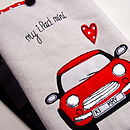 Personalised Car Case For ⅰPad Mini