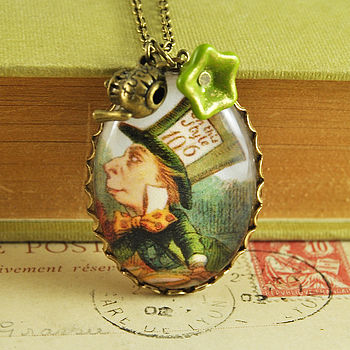 Mad Hatter Necklace
