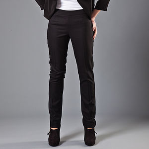 Basic Tailored Trousers - trousers