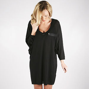 Aeko Knit Tunic - dresses & skirts