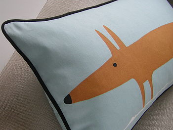Fox Cushion Cover Private Order