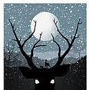 Bambi Print
