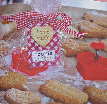 Cookie Stamp Cutters