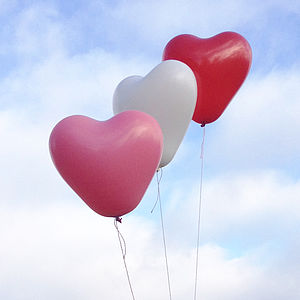 Heart Balloon Pack - decorative accessories