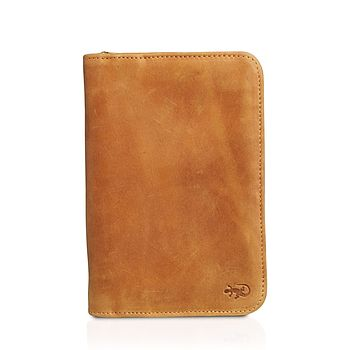 Sandstorm Medium Leather Travel Wallet