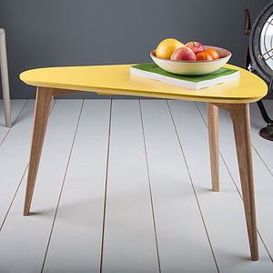 Pear Coffee Table - dining room