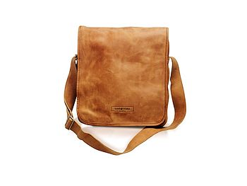 Sandstorm Portrait Messenger Bag