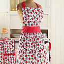 Brigette Cotton Apron