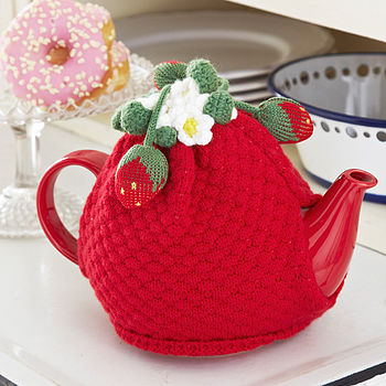 Brigette Knitted Tea Cosy Theme