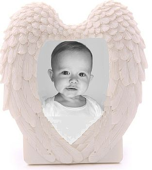Angel Wings Photo Picture Frame