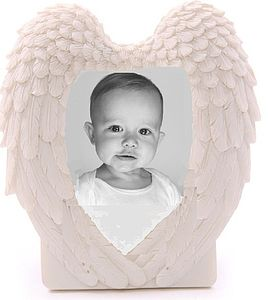Angel Wings Photo Picture Frame - pictures & prints for children