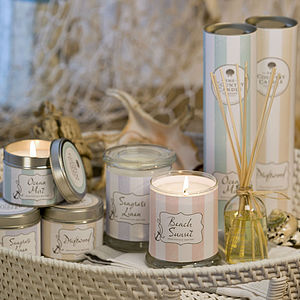 Seaside Collection - lights & candles