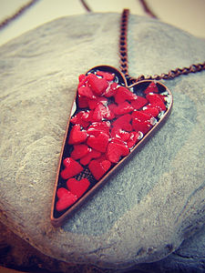 Valentines Sweet Art - necklaces & pendants