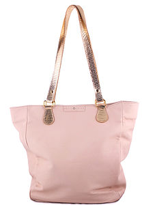 Betty Leather Tote Bag - bags
