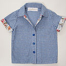 Heritage Child's Cotton Check Shirt