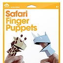 Animal Finger Puppet Pack