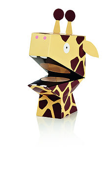 Safari Animal Finger Puppet Pack