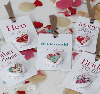 Hen Party Badges