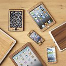 Wooden Skin Case For iPhone