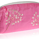 Asari Silk Wash / Cosmetic Bag Three Colours