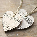 Musical Notes Heart