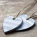 Musical Notes Heart