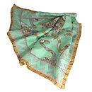 'My Favourite Bird' Luxurious Pure Silk Scarf