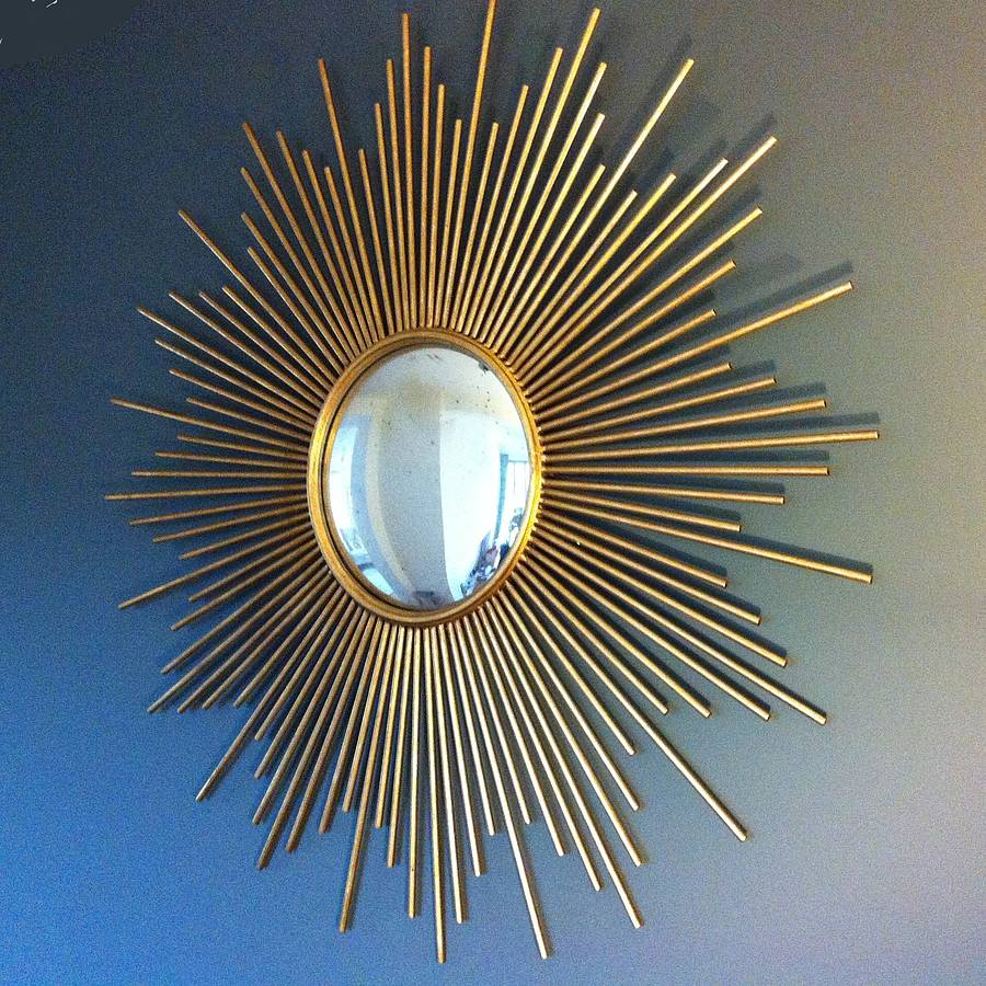 Sunburst Wall Mirror By The Forest Amp Co