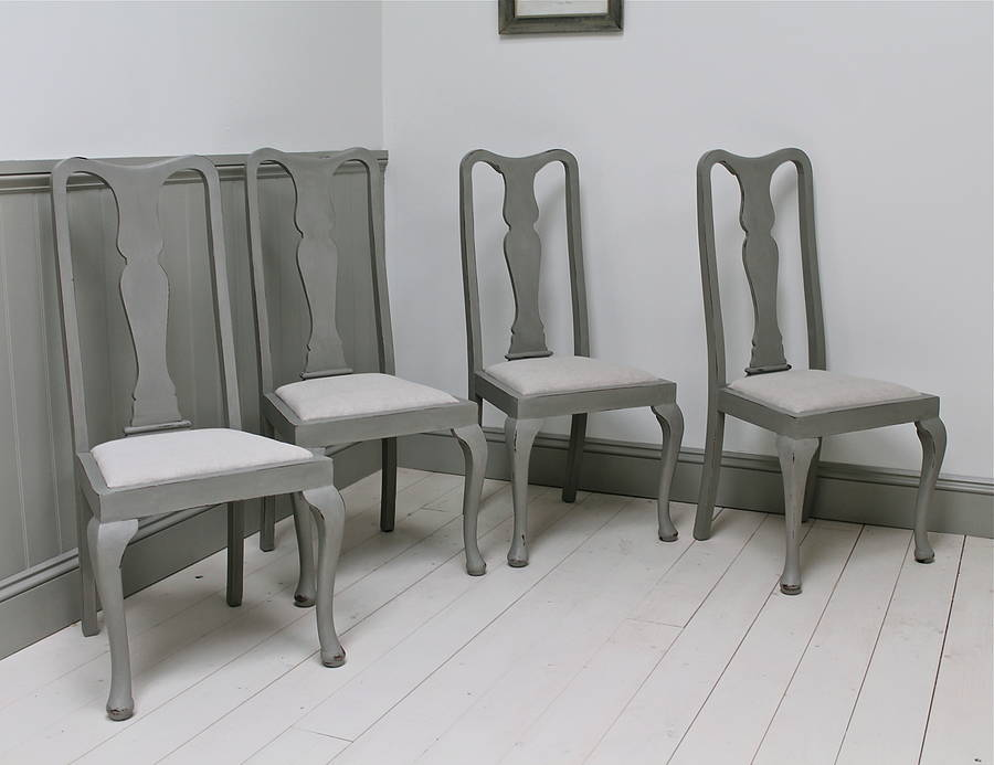 Jens Risom Set/6 Webbed Dining Chairs for Knoll, 1941 at 1stdibs
