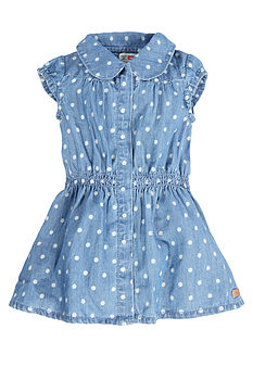 Bell Denim Dress