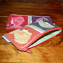 Postage Stamp Purse