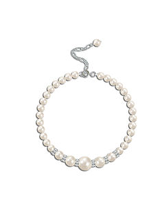 Divine Pearl Bracelet