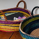 Large Zulu Basket