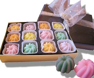 Fruit Fondant Cremes - food & drink gifts