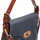 Gilly Leather Shoulder Bag