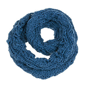 Cable Queen Scarf - hats, scarves & gloves